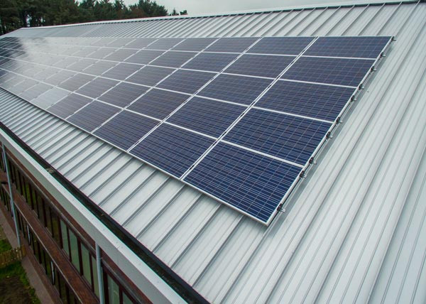 25 Year system. Flat to pitch conversion and PV Panel. Refurbishment